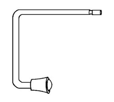 Franklin Machine Products  215-1120 Arm, Pivot (Positive Stop)