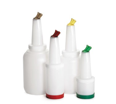 Assorted Pourmaster Polyethylene Quart Complete Unit
