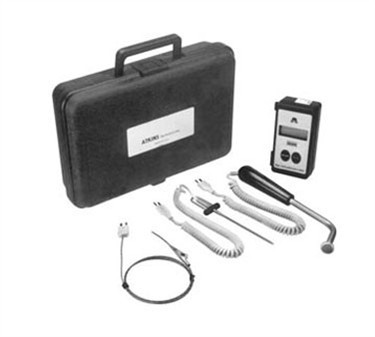 Franklin Machine Products  138-1100 Atkins Thermometer Kit (352 Thermometer, Probes & Case)