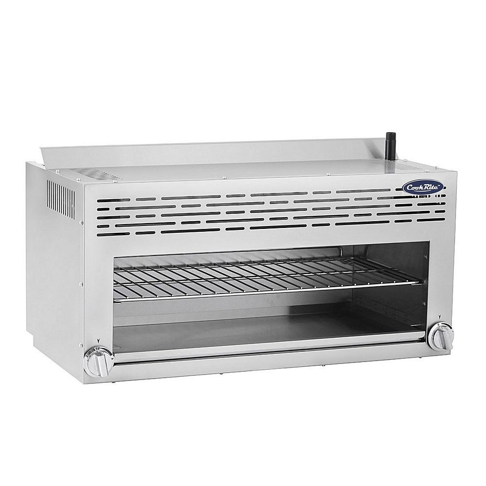 "Atosa ATCM-36 36"" Commercial Cheese Melter"