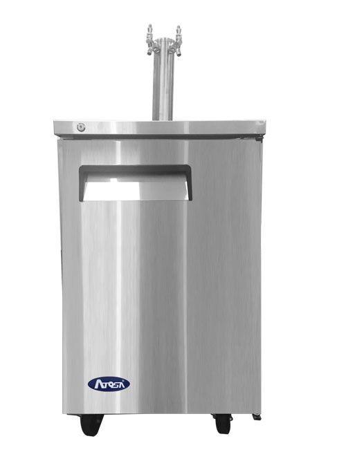 "Atosa MKC23 Commercial Beer Keg Cooler 23"""