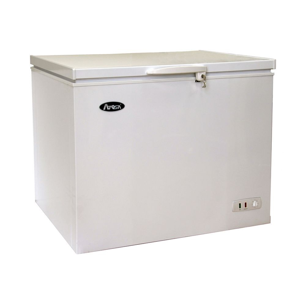 Atosa MWF9010 Chest Freezer with Solid Top 10 Cu. Ft.