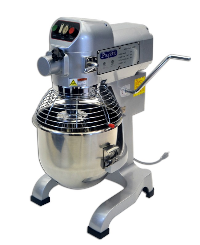 Atosa PPM-20 Heavy Duty Floor Mixer 20 Quart