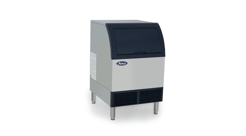 Atosa Yr140 Ap 161 Self Contained Undercounter Ice Maker