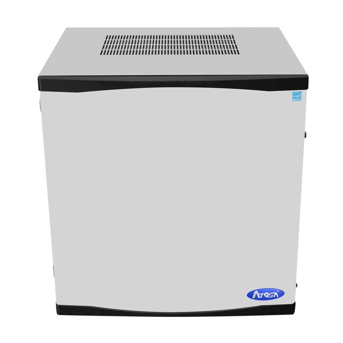 Atosa YR800-AP-261 Commercial Ice Maker 800 Lb. with 400 lb. Storage Bin