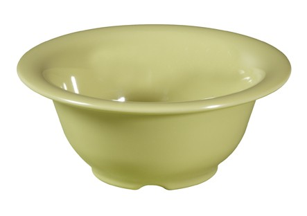 G.E.T. Enterprises B-105-AV Diamond Harvest Avocado 10 oz. Melamine Bowl