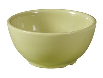 G.E.T. Enterprises B-525-AV Diamond Harvest Avocado Melamine 16 oz. Bowl