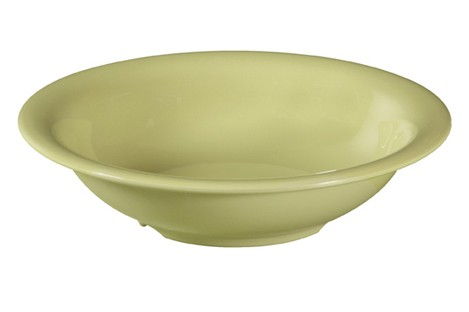G.E.T. Enterprises B-167-AV Diamond Harvest Avocado 16 oz. Melamine Bowl