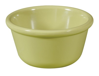 Avocado Melamine 3 oz., 3.25