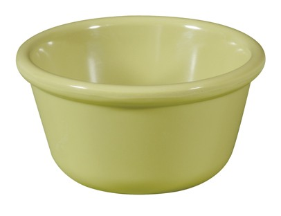 Avocado Melamine 4 oz., 3.25