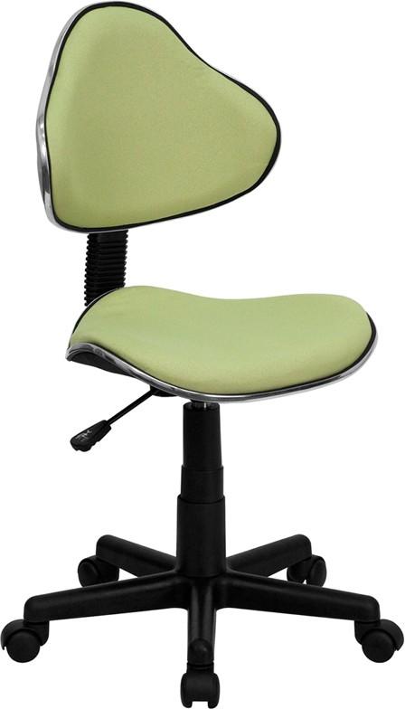 Flash Furniture BT-699-AVOCADO-GG Avocado Fabric Ergonomic Task Chair
