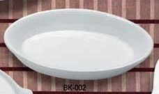 Baker Oval 8 Oz- Yanco China