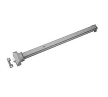 Franklin Machine Products  134-1088 Bar, Panic (Solid Door, Alum )