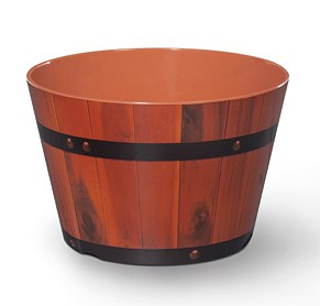 G.E.T. Enterprises ML-271-BE Melamine Gourmet Bucket 2.6 Gallon