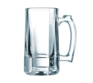 Barware Elemental 10 Oz. Compact Glass Mug