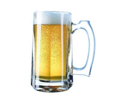 Barware Elemental 12 Oz. Compact Glass Mug