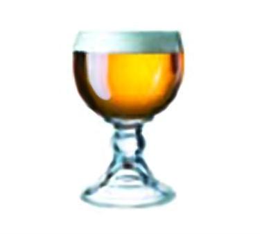 Cardinal C3544 Arcoroc 18 oz. Footed Beer Schooner