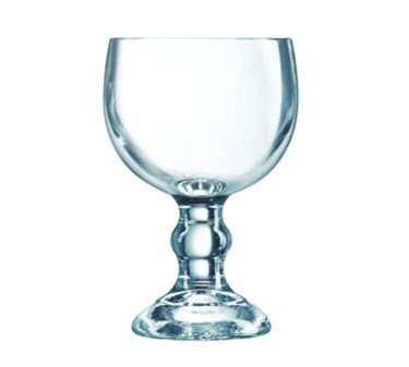Barware Elemental 21 Oz. Glass Schooner - 7-1/4