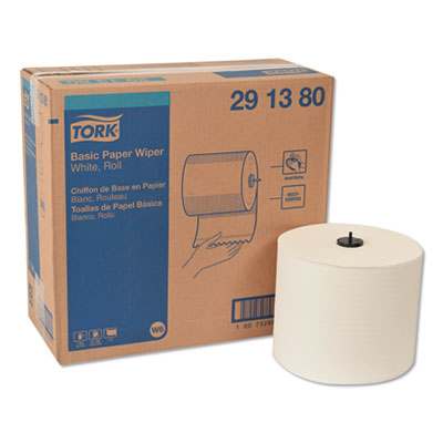 Basic Paper Wiper Roll Towel, 7.68