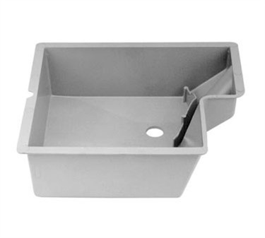 Franklin Machine Products  190-1092 Basin, Pour In (Plastic)