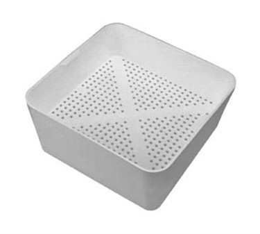 Basket, Floor Sink (6.5Sq, Plst )
