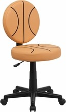 Flash Furniture BT-6178-BASKET-GG Basketball Task Chair