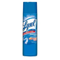 Bathroom Cleaner, Island Breeze Scent, Foam, 24 oz. Aerosol Can