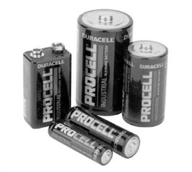 Franklin Machine Products  253-1242 Battery (9 Volt, Alkaline)
