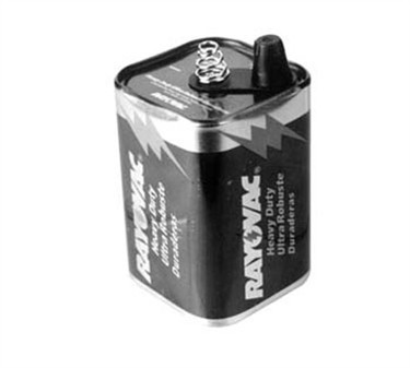 Franklin Machine Products  253-1263 Battery, Lantern (6 Volt)