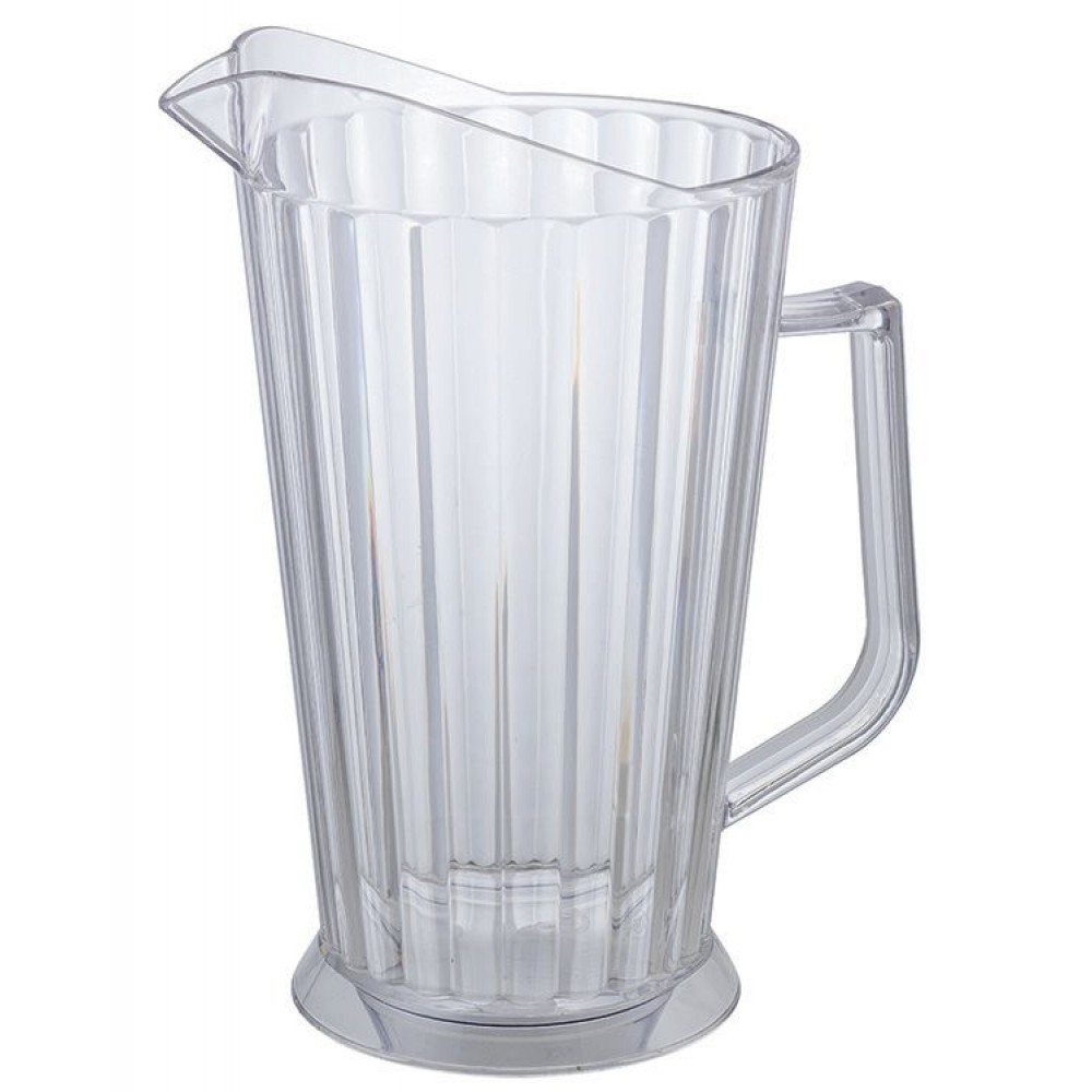 Beer Pitcher 60Oz (Clear Polycarbonate)