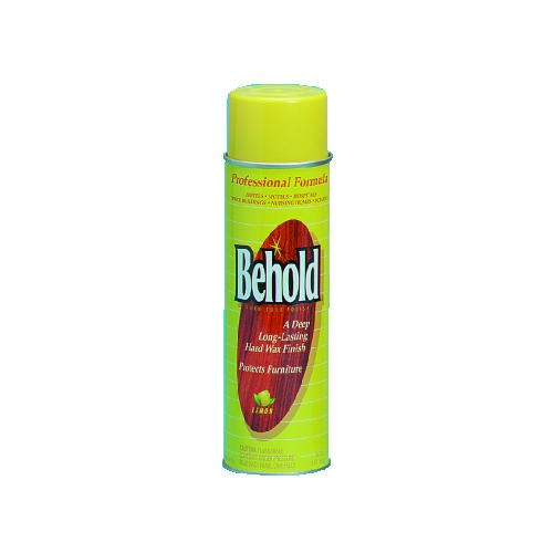 Professional Behold Furniture Polish, Aerosol, 16 oz., 6/Carton