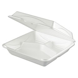 Biodegradable Hinged 3 Compartment Containers 9