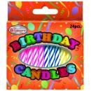 Birthday Candle, 24Pcs/Box, 36Box/Pack