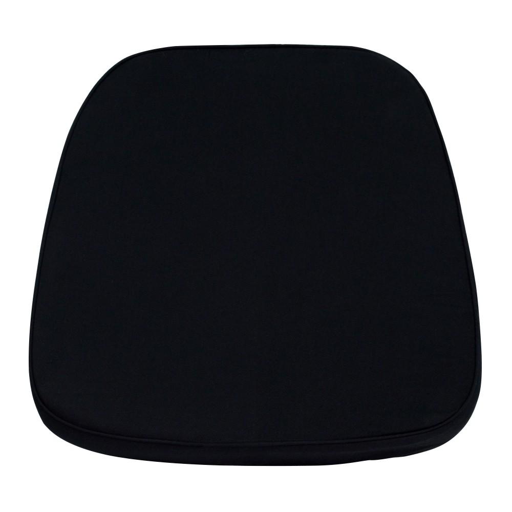 Black Chiavari Cushion for the YT and LE Chiavari Chairs
