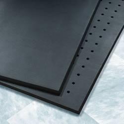 Black Cloud Ultimate Anti-Fatigue Mat, Solid Top, 3' x 5'