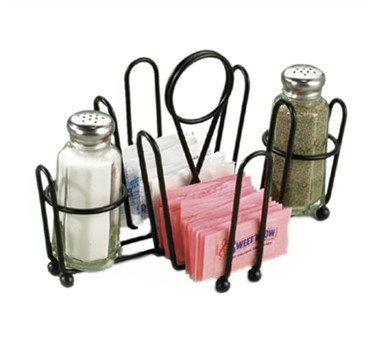 Black Combo Rack For 1-5/8