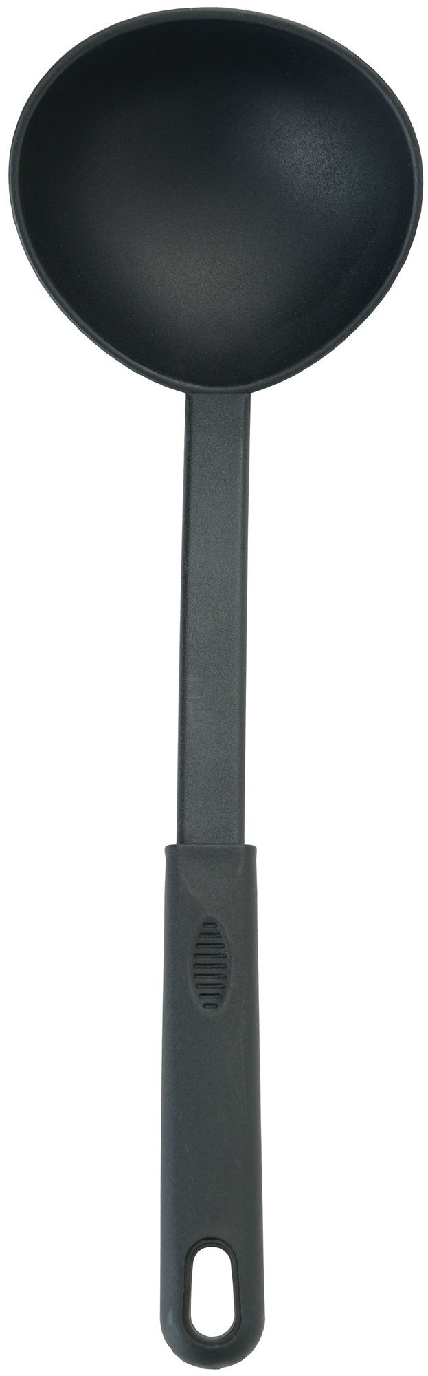 WInco NC-LD Black Nylon Serving Ladle