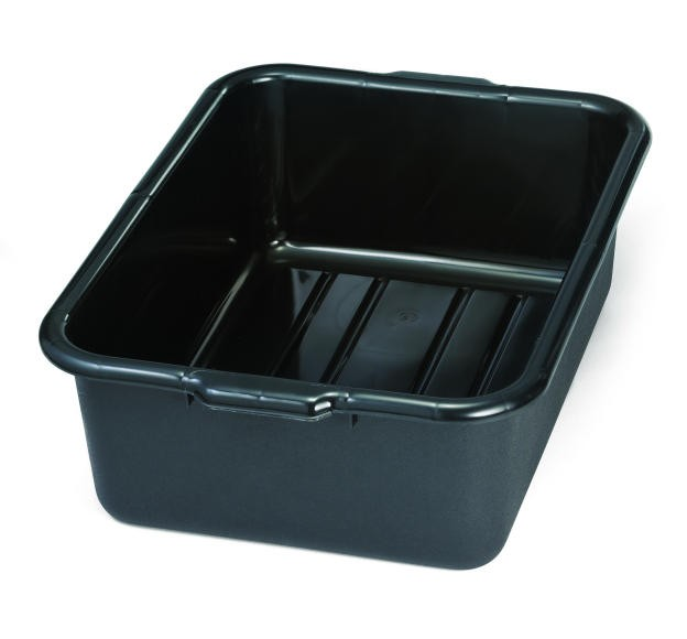 Black Tote Box - 21-1/4