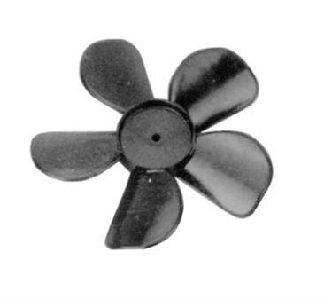 Franklin Machine Products  235-1056 Blade, Fan (5-1/2, 3/16Hle, Cw)