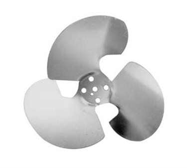 Franklin Machine Products  254-1012 Blade, Fan (8.5, 1/4Hole, Alum)