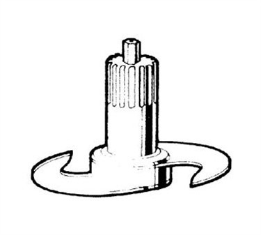 Franklin Machine Products  222-1135 Blade, Mixing