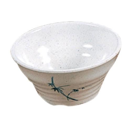 Blue Bamboo Deep 6 Oz. Melamine Sauce Bowl - 4-3/8