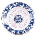 Blue Dragon Melamine Soup Plate - 7