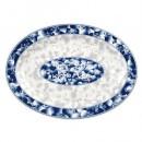 Blue Dragon Oval Melamine Platter - 9