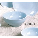 Thunder Group 3906 Blue Jade Melamine 18 oz. Bowl