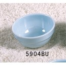 Thunder Group 5904 Blue Jade Melamine Bowl 7 oz.