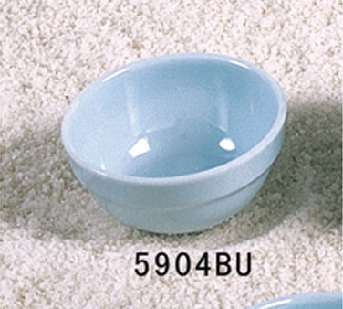 Blue Jade Melamine 7 Oz. Bowl - 4