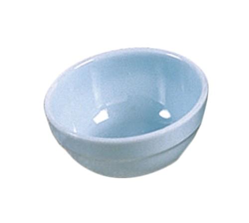 Thunder Group 5904 Blue Jade Melamine Bowl 7 oz.