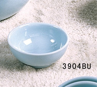 Thunder Group 3904 Blue Jade Melamine Soup Bowl 8 oz.