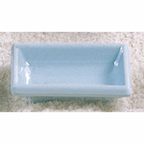Thunder Group 1901 Blue Jade Melamine Sauce Dish 2 oz.